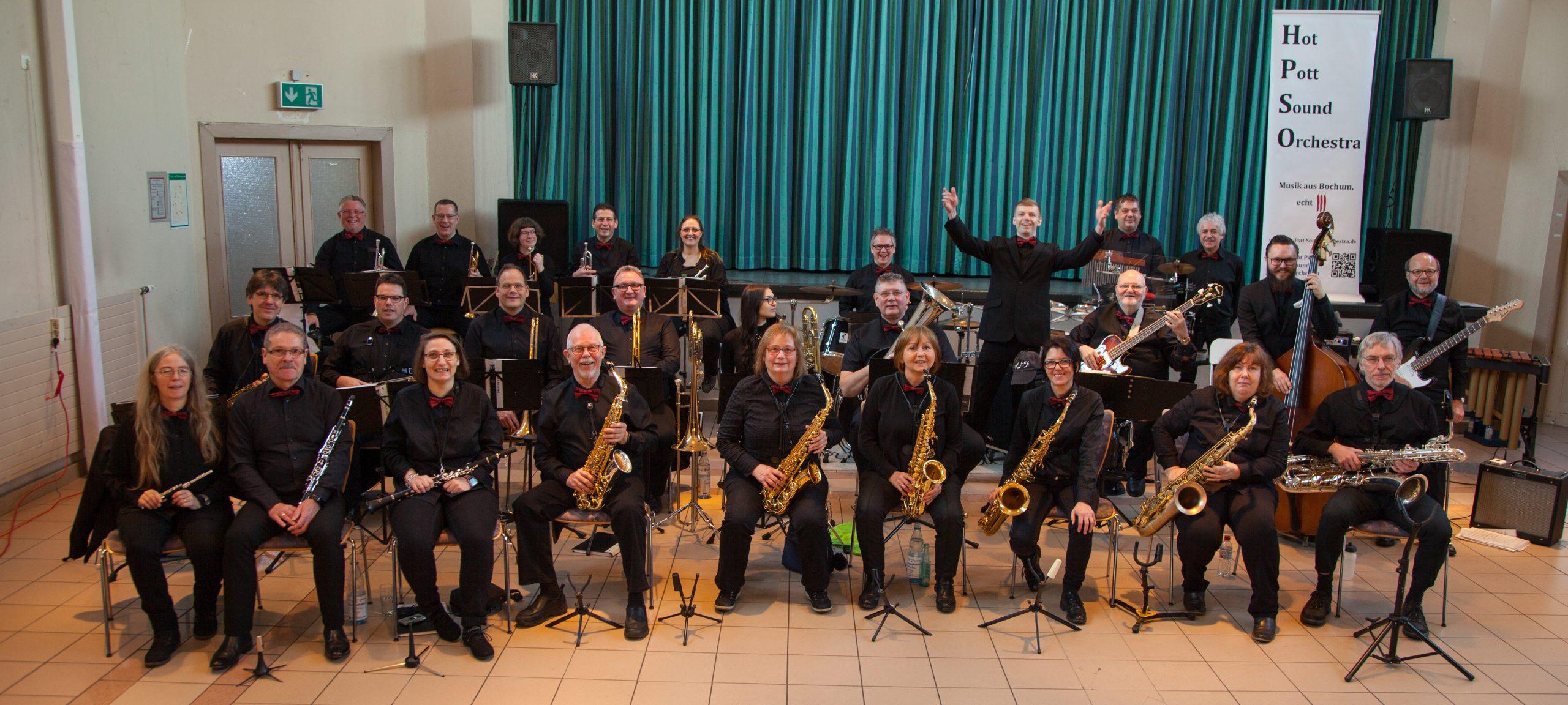 Hot Pott Sound Orchestra